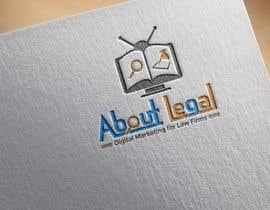 """#208 para Logo Design: """"AboutLegal"""" de MamunHossainM"""