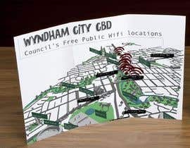 #40 untuk Create stylized map of Wyndham City Council's Public Wifi locations oleh lramirezs