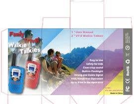 #39 untuk Package for  walkie talkies oleh Omarjmp