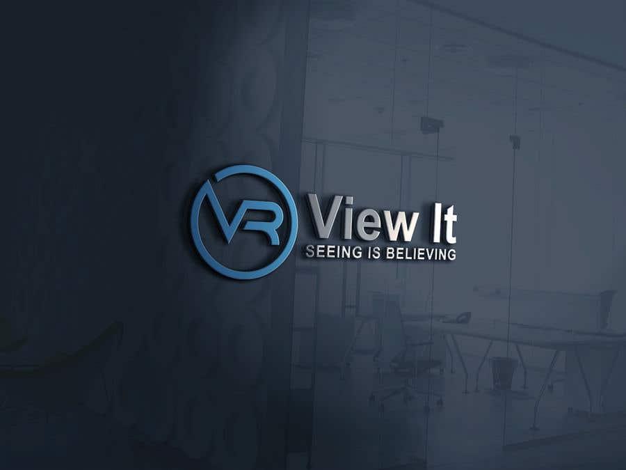 Konkurrenceindlæg #83 for Logo - VR View It