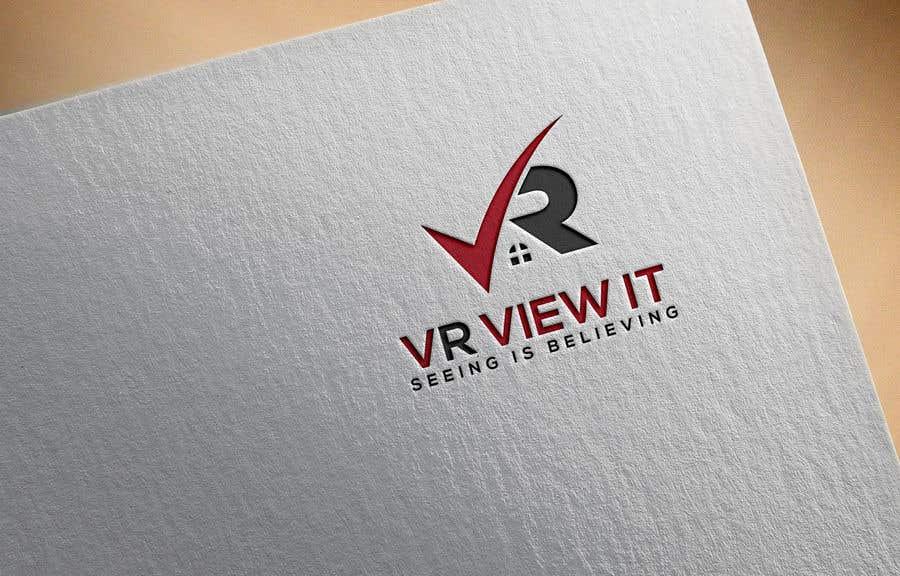 Konkurrenceindlæg #140 for Logo - VR View It