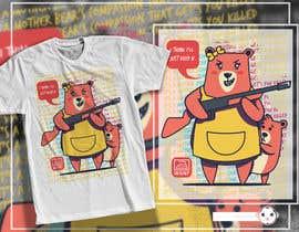 #44 for T-shirt Design.... Funky, Minimal, Cartoon, Funny, Ironic af adingph