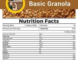 #5 for design labels for food product af DiponkarDas