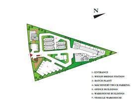 #29 для Industrial Yard Floor Plan and Layout от alaeddine110
