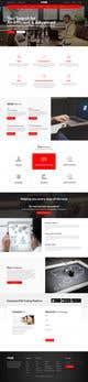 """Pictograma corespunzătoare intrării #16 pentru concursul """"Home page design for existing site"""""""