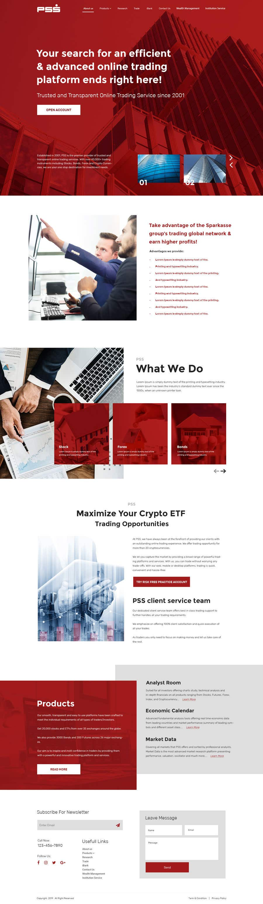 "Intrarea #10 pentru concursul ""Home page design for existing site"""