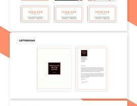 #45 для make a logo presentation template - make a business branding template от awesome94