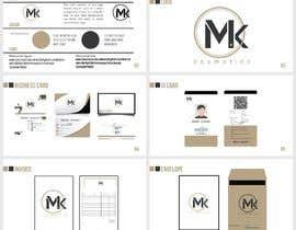 #32 для make a logo presentation template - make a business branding template от sumaiya505
