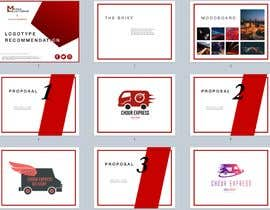 #28 для make a logo presentation template - make a business branding template от ChanezRekhou