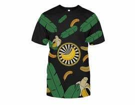 #66 for Realistic banana design to print on tee-shirts by Akashkhan360
