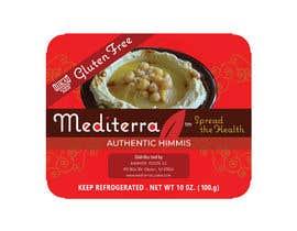 #49 для Hummus Packaging (label design based on existing graphical identity) от golamrahman9206