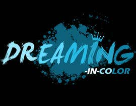 #102 для Create a Logo for Dreaming in Color от erickaeunicewebb