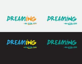 #66 для Create a Logo for Dreaming in Color от shayantanziil