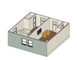 #1 для Create 3D building - room plans от joeymalloy