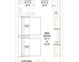 #3 для Create 3D building - room plans от ssquaredesign