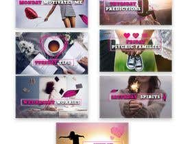 nº 16 pour Series of 7 Spiritual Images for Facebook Group Postings - Woman Focused par aalimp