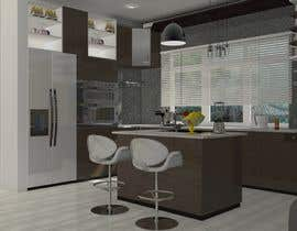 nº 8 pour design my kitchen for both unit 2 of this plan. par TMKennedy