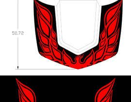 #6 для Car Graphic Design Adjustment Needed от ravi05july