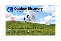 Graphic Design Contest Entry #21 for Business Card Design for Outdoor Discovery Adventure Company