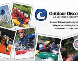 #20 para Business Card Design for Outdoor Discovery Adventure Company por vigneshhc
