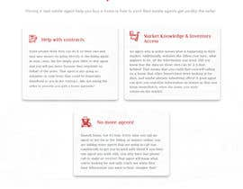 #49 for Design 2 landing pages and help integrate the design into our current landing page af SwiftTech3