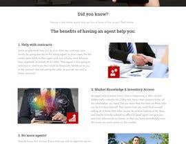 #50 for Design 2 landing pages and help integrate the design into our current landing page af SwiftTech3