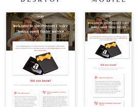#54 for Design 2 landing pages and help integrate the design into our current landing page af SwiftTech3