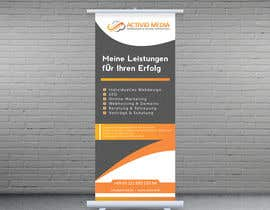 #11 for Design a Roll-Up by MaxoGraphics
