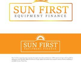 #150 untuk Sun First Equipment Finance LOGO oleh ushi123