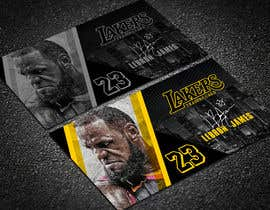 #65 для Design trading cards concept for a sport от JoemarAcalain