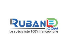 #160 for Refresh my old Logo for a French led strip ecommerce website by MdElahi7877