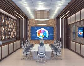 #68 для Design of a Conference room от unitdesignstudio