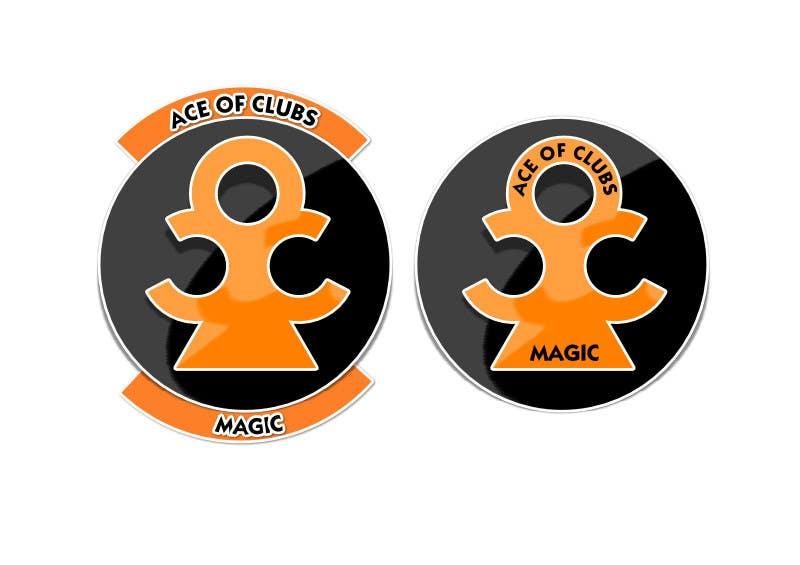 Penyertaan Peraduan #                                        40                                      untuk                                         Logo Design for AOC Magic