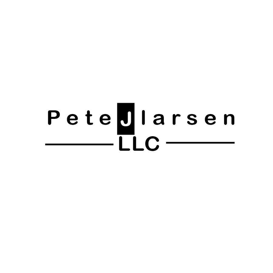 Contest Entry #33 for I would like a logo to be made for my Business/brand Pete J Larsen LLC