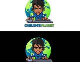 #59 для Design a Logo - Caelum's Planet от Ripon8606