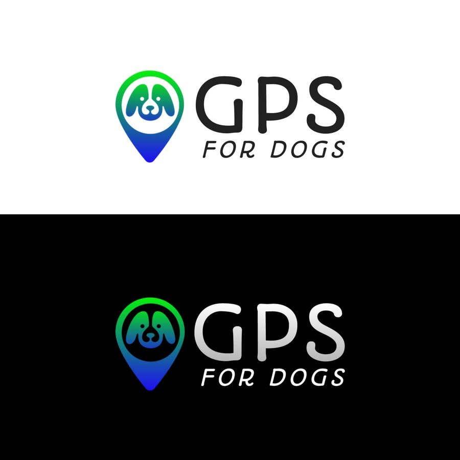 """Penyertaan Peraduan #36 untuk Logo for """"GPS For Dogs"""""""