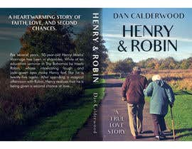 #23 for Book Cover (+ spine + back cover) -- Henry & Robin: A Love Affair by ichddesigns
