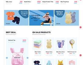 #6 для Build Me a Professional Wordpress Baby Website от shozonraj041