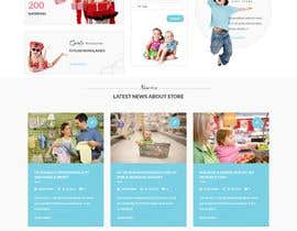 #33 для Build Me a Professional Wordpress Baby Website от emuict
