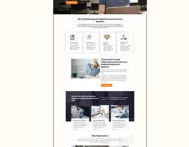 sktonmoy333 tarafından Design a web template that goes well with Tradies App için no 9
