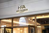 Graphic Design Konkurrenceindlæg #16 for 'Her Fashion Armoury' or the Acronym 'HFA' in a logo. No bright colours. Classic design. Will be for an online female clothing rental business