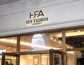 #16 for 'Her Fashion Armoury' or the Acronym 'HFA' in a logo. No bright colours. Classic design. Will be for an online female clothing rental business by rifatsikder333