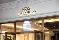 Graphic Design Konkurrenceindlæg #33 for 'Her Fashion Armoury' or the Acronym 'HFA' in a logo. No bright colours. Classic design. Will be for an online female clothing rental business