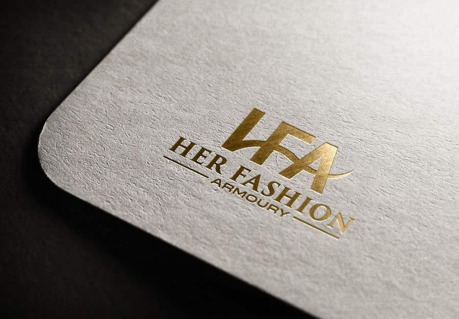 Konkurrenceindlæg #45 for 'Her Fashion Armoury' or the Acronym 'HFA' in a logo. No bright colours. Classic design. Will be for an online female clothing rental business