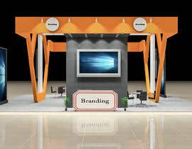 #3 для Exhibition stand design (to be finished in one day) от mainulparvez