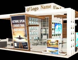 #10 для Exhibition stand design (to be finished in one day) от roarqabraham