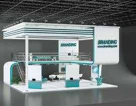 #14 для Exhibition stand design (to be finished in one day) от civilhelper