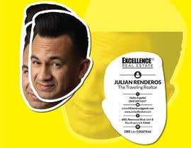 nº 93 pour Design Die Cut Business Cards of Head ONLY par Mahimkhan705