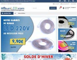 #56 для 4 Products Banners for our French Led strip ecommerce website от aalimp