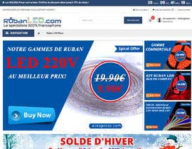 #42 для 4 Products Banners for our French Led strip ecommerce website от Akheruzzaman2222
